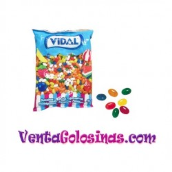 BL VID GLAS FRUT VIDAL 2KG