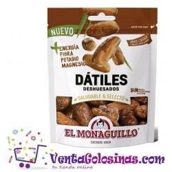 DATILES DESHUESADOS 150GR. 10UD X CAJA EL MONAGUILLO