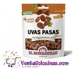 UVAS PASAS 150GR. 10UD X CAJA EL MONAGUILLO