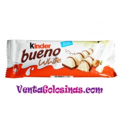 KINDER BUENO WHITE 30UD