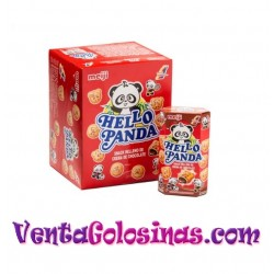 HELLO PANDA CHOCOLATE 10UD