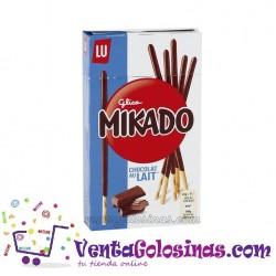 MIKADO CHOCO-LECHE POCKET 24 UDS 39 GR