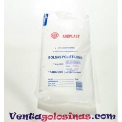 BOLSA PLASTICO 9X20 500GR