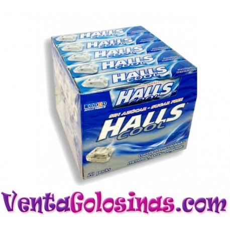 HALLS S/A MENTA 20UD
