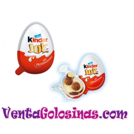 HUEVO KINDER JOY JURASSIK WORLD 24UD