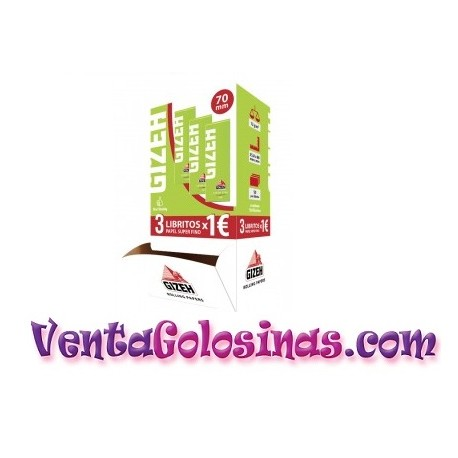 PAPEL GIZEH EXPO 2X1E 100Uds