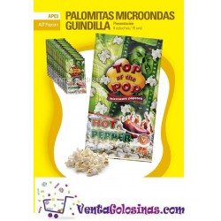 PALOMITAS MICROONDAS CHILE PICANTE 15 UDS INTERDULCES