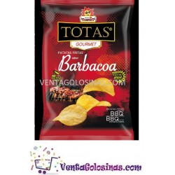 TOTAS BARBACOA 24 UDS 35 grs TOSFRIT