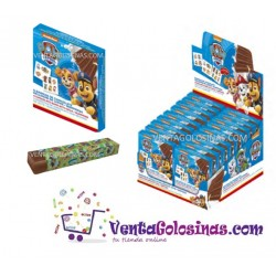 BARRITAS CHOCO PATRULLA 50GR 24UDS