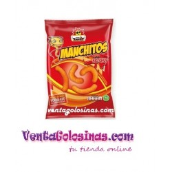 MANCHITOS KETCHUP 25UD 35GR TOSFRIT