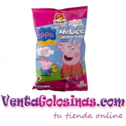 HELICES PEPPA PIG 22GR. 18UD X CAJA TOSFRIT