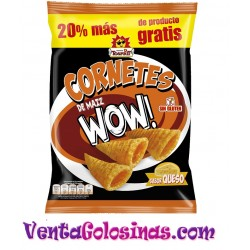 FAMI CORNETES QUESO 105GR. 12UD X CAJA TOSFRIT