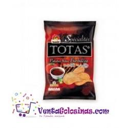 FAMI TOTAS BBQ 130GR. 9UD X CAJA TOSFRIT